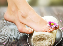 Ionic Foot Detox at Optimal Health in Beverly Hills, Los Angeles, California