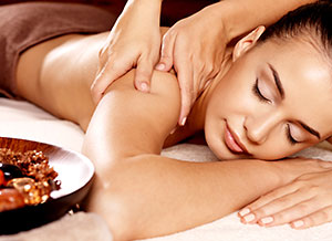 Massage at Optimal Health in Beverly Hills, Los Angeles, California